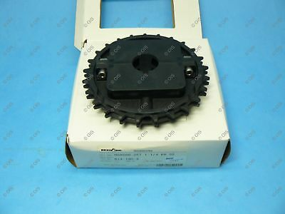 "Rexnord 614-190-3 NS8500 Mat Top Chain Split Sprocket 1-1/4"" Bore 25T"