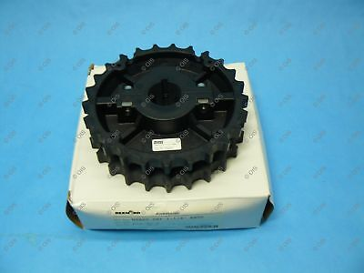 "Rexnord 614-40-3 NS820 Mat/Table Top Chain Split Sprocket 1-1/4"" Bore 25T"