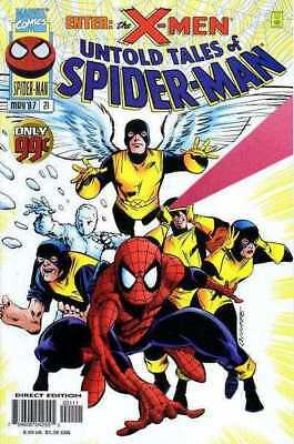 Untold Tales of Spider-Man #21 in Near Mint + condition. Marvel comics