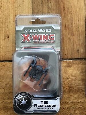 Star Wars: X-Wing - TIE Aggressor Expansion brand New