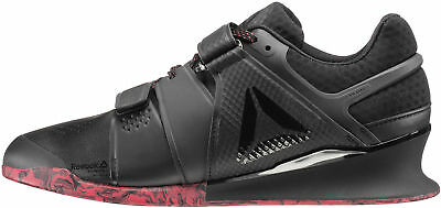 Reebok Legacy Lifter Mens Weightlifting Shoes Bodybuilding Gym Fitness Trainers