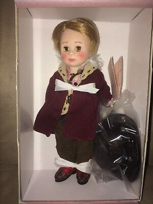 Madame Alexander Doll 65640 Billy The Kid MIB 2012 Limited Edition Rare