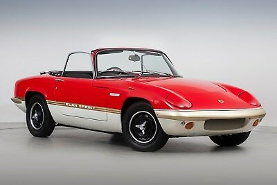 1971 Lotus Elan Srint D.h.c  **all Lotus Models Required In Any Condition **