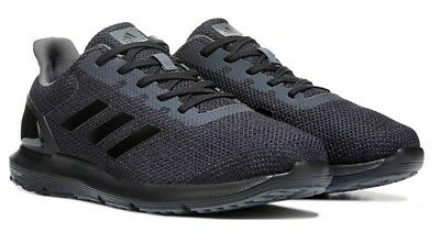 Mens Adidas Cosmic 2 All Black Running Sneakers Athletic Shoes CQ1711 Size 10