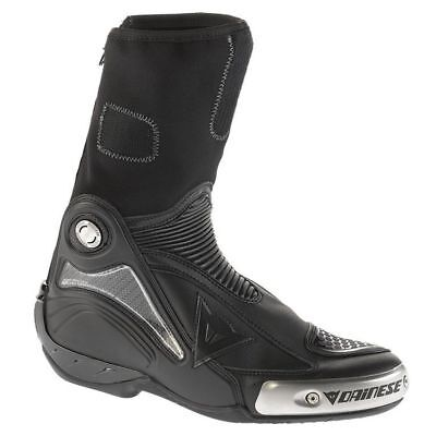 CHEAP Dainese R Axial Pro In Race Motorcycle Motorbike Track Boots Black | EU45