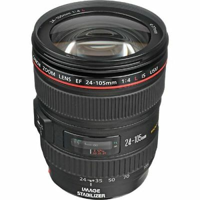 Canon Lens EF 24-105mm f/4L IS USM 0344B002 FREE SHIPPING