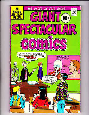 Archie And Me  No.86  : 1976 :     : Biology Cover! :