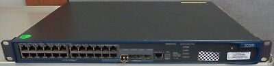 Used 3Com 4210G managed Gigabit Switch  24 Gigabit ports 3CRS42G-24-91