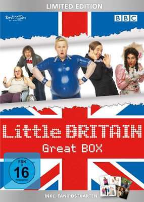 Little Britain - Great Box - Limited Edition  - 8 DVD Box
