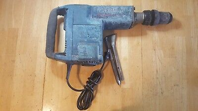 Bosch 11316EVS 14 Amp SDS-Max Demolition Hammer Used New parts installed 2 Bits
