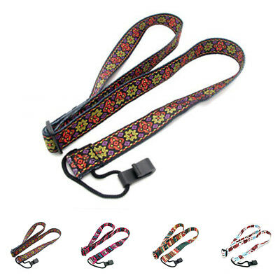 Adjustable Nylon Ukulele Strap Sling Band With Hook For Guitar Instrument Tools