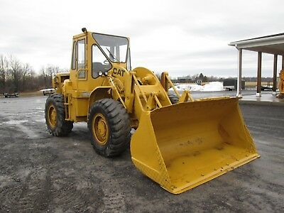 Cat 950 Farm Tractor Wheel Loader