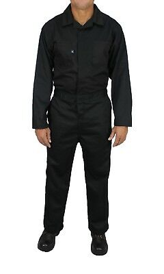 Kolossus Deluxe Long Sleeve Cotton Blend Coverall with Multi Pockets