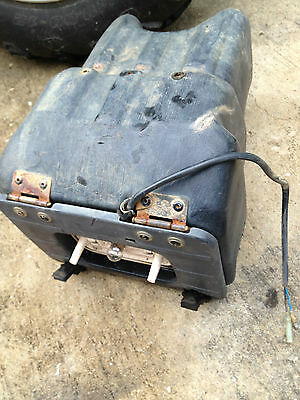 Yamaha Big Bear 350 2X4 Rear Storage Box 1998 1YW-2160A-20-00 Kodiak Moto-4