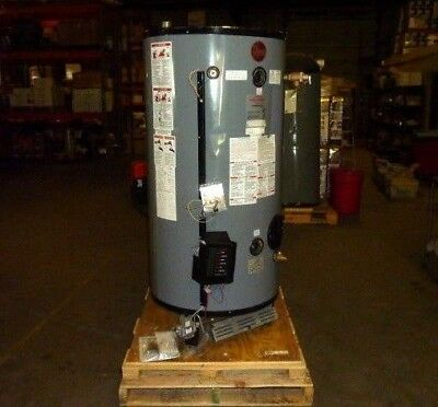 Rheem Universal Commercial Water Heater G100-200A 100 gallon NG Natural Gas New