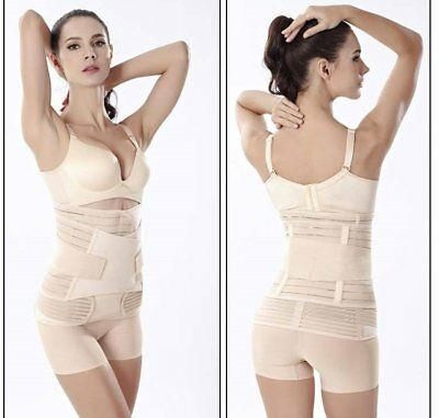 Post Pregnancy Postnatal Recovery Belly Postpartum Support Wrap Band Girdle Belt