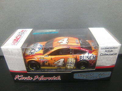 KEVIN HARVICK 2017 Busch Beer Outdoors #4 Fusion 1/64 NASCAR Monster Energy  Cup