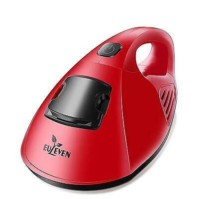 Euleven Hot Wind Anti-Dust Mites UV Handheld Vacuum Cleaner with HEPA Filtration