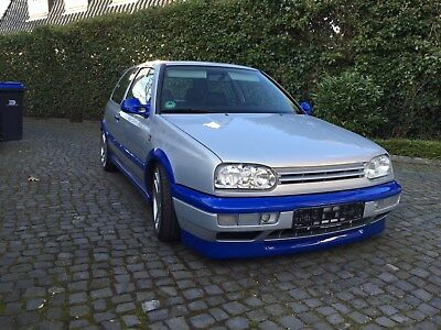 Golf 3 VR6 nothelle