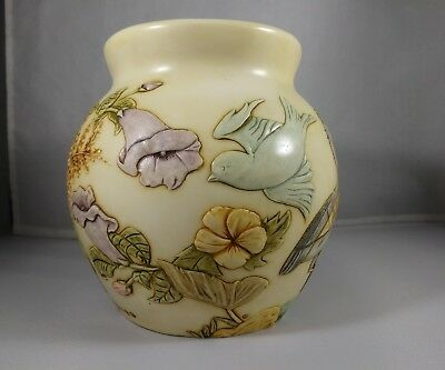 Harmony Ball Morning Chorus (Birds) Jardinia by Martin Perry Studios Vase