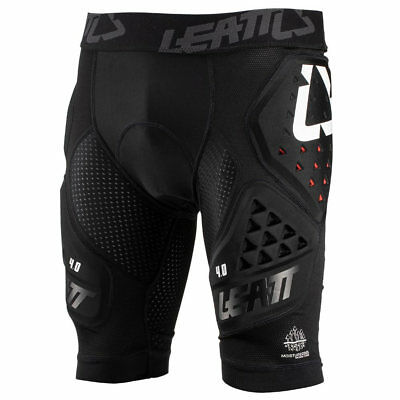 Leatt 2019 Adult 3DF 4.0 Impact MX Motocross Under Shorts