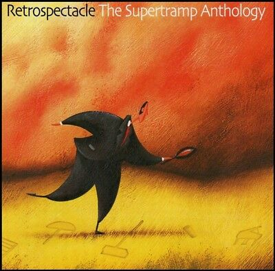 Supertramp - The Very Best Greatest Hits Collection 70's 80's Soft Rock Pop 2CD