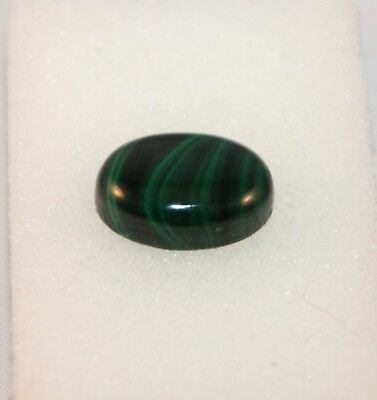 Natural Malachit Cabochon Oval ,  Edelsteine 20x15mm, 30ct. (6)
