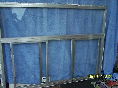 Food Truck Concession 2 slide Order/Serving Window custom Amish made window only