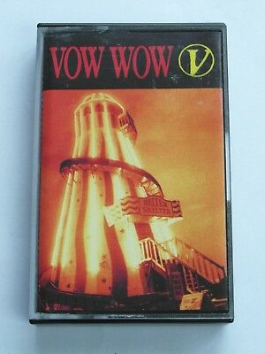 Vow Wow - Helter Skelter (Cassette Tape) Used Very Good