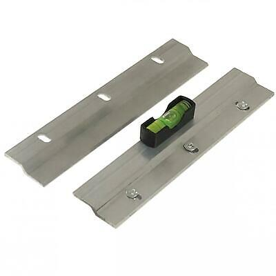 """Z Bar French Cleat Heavy Duty Picture Mirror Hanger 150mm 6"""""""