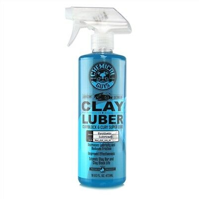 Chemical Guys Clay Luber Synthetic Super Lube For Clay & Clay Block 473ml/16oz