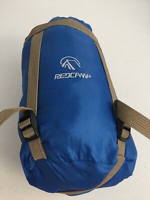 Redcamp Ultra Lightweight Sleeping Bag For Backpacking, Comfort for Adults