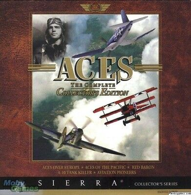 ACES: THE COMPLETE COLLECTOR'S EDITION +1Clk Windows 10 8 7 Vista XP Install