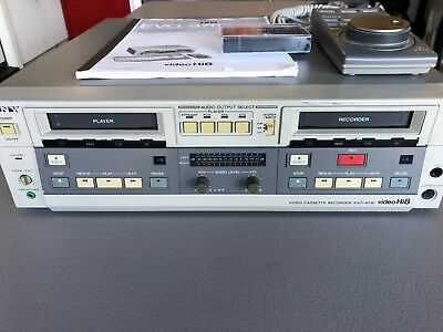 SONY EVO-9700 HI8 Video Cassette Recorder
