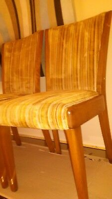 Midcentury Modern Heywood Wakefield C3596A Dining Room Chairs Buy One Or Two