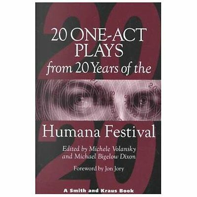 20/20: Twenty One-Act Plays from Twenty Years of the Humana Festival (Contempor