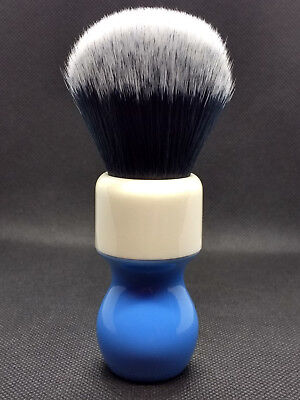 Yaqi 24mm Naples Shaving Brush With Tuxedo Knot  R1740-S