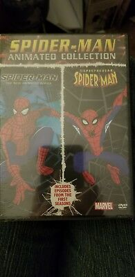 Spider-Man The New Animated Series / The Spectacular Spider-Man (DVD) **NEW**