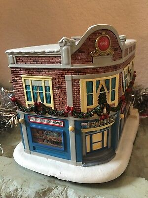 "Nice!! Holiday Village Jewelers"" Coca-Cola Hawthorne Collection"