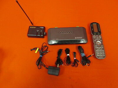 Universal Remote MX-900 Programmable Remote 418 MHz With Sensor RFX-250 0006