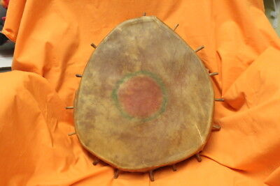Native American Indian Rawhide Drum