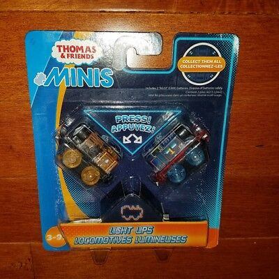 Thomas and Friends Minis Light Ups Flynn /& Belle New Free Shipping