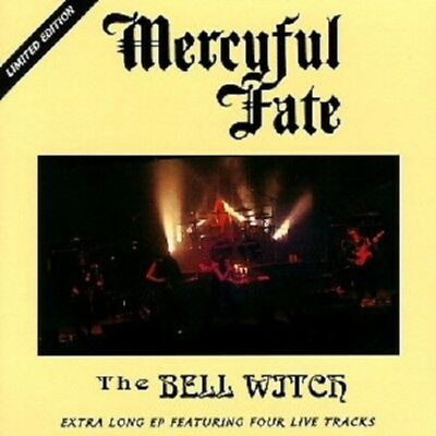 """Mercyful Fate """"the Bell Witch"""" Cd New+"""