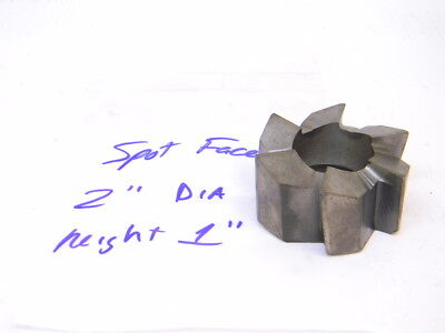 """Used Hss Spot Facer Dia. 2"""" (Height: 1"""")"""