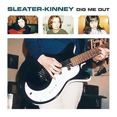 Sleater-Kinney - Dig Me Out  Cd New+