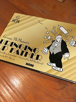 Bringing Up Father George Mcmanus Hardcover Forever Nuts Reissue Comic Strip