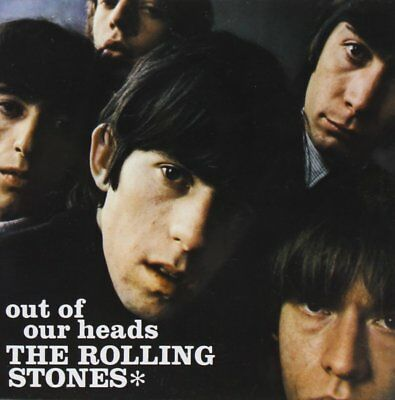 Rolling Stones Out Of Our Heads Remastered Cd Rock Brand New
