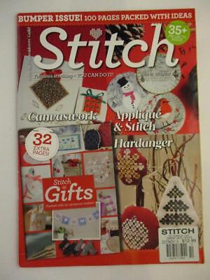 Stitch with the Embroiderers Guild Embroidery Magazine Oct/Nov 2015 No 97 UK