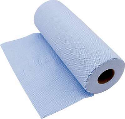 "Allstar Performance 12006 Paper Shop Towels in Blue - 11x9-1/2"" Set of 60"