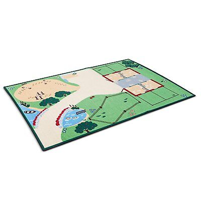 Good used condition SCHLEICH 42138 Farm Life Playmat